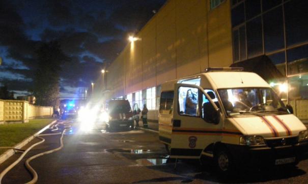 Количество жертв взрыва на заводе в Гатчине возросло до четырех человек