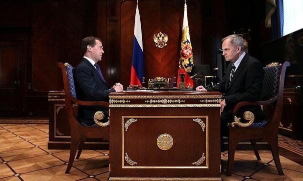 Зорькин не исключил «точечных изменений» Конституции РФ
