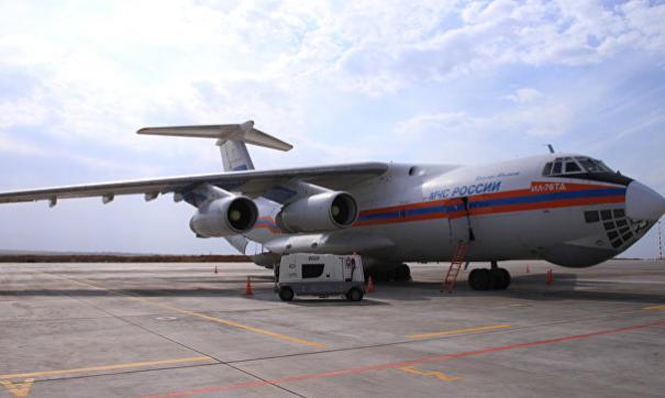 Пострадавших при атаке в Керчи доставят в Москву на Ил-76