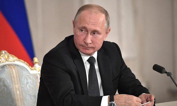 Путин рассказал об успешном развитии избирательной системы России