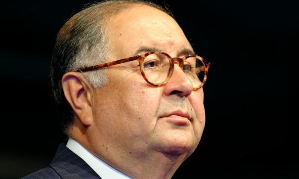 Усманов объявил, что в РФ остался всего один олигарх