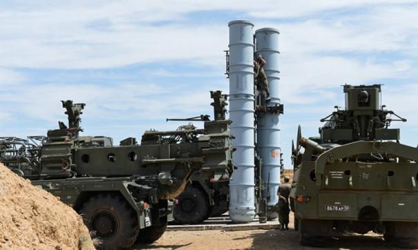 Американские СМИ порекомендовали нешутить сроссийскими С-400