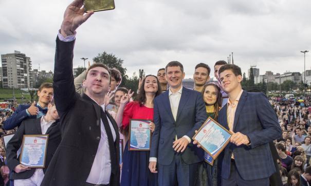Губернатор завел в Прикамье моду на инстаграм