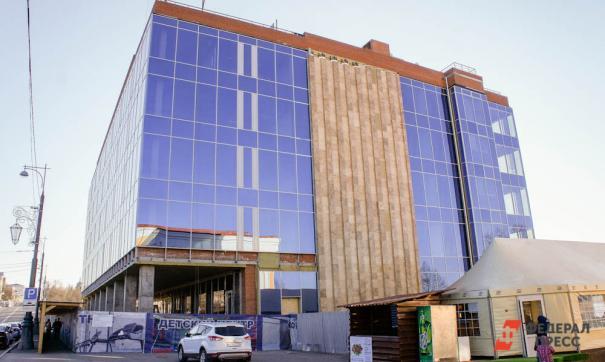 Изначально проект предусматривал три этажа