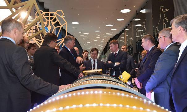 В состав делегации из Пермского края вошли двадцать предприятий