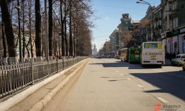 Предложенная концепция сохраняет и усиливает историческую значимость Комсомольского проспекта