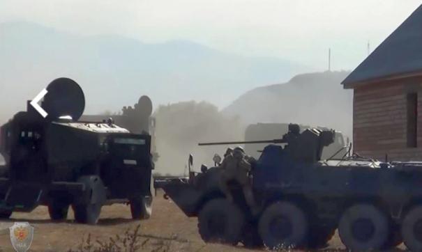 Уничтоженные боевики являлись сторонниками террористической организации