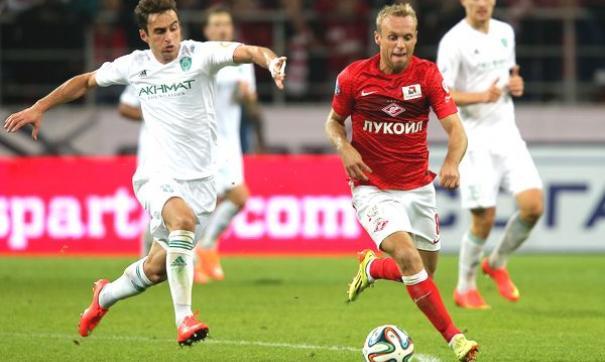 Капитан «Спартака» выступает за молодежную команду клуба