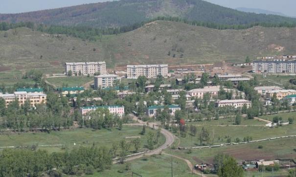 Работы проводились в Петровске-Забайкальском с августа прошлого года