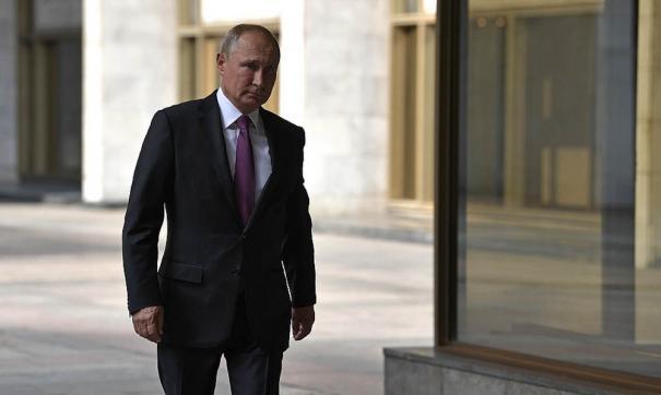 Путина попросили пройти через металлоискатель на саммите Россия – АСЕАН