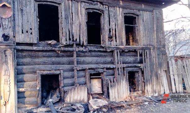 Поджог мог стать причиной пожара в доме главы Федерации автовладельцев