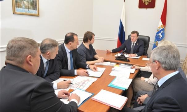 Губернатор Самарской области провел личный прием граждан