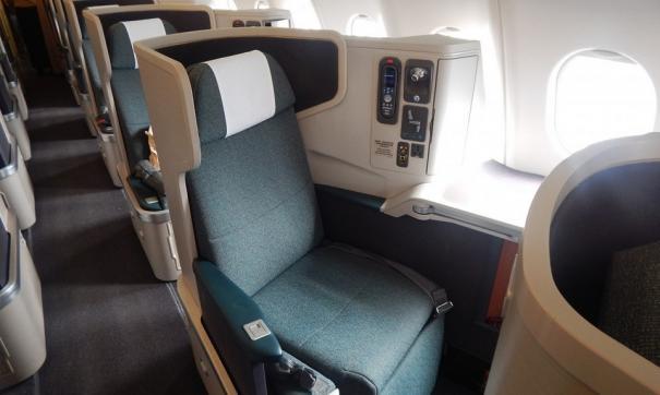 Чиновники отменили рейс, потому что в самолете не было бизнес-класса