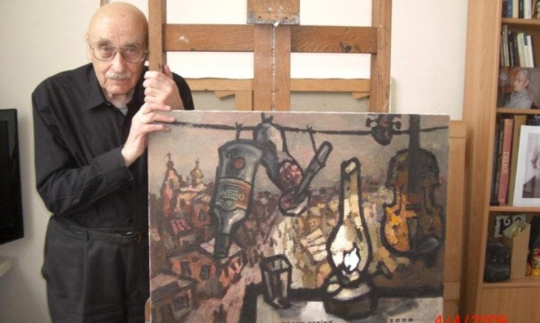 В Италии скончался художник Оскар Рабин