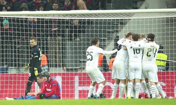 ЦСКА уступил «Виктории» и лишился шансов на плей-офф Лиги чемпионов УЕФА