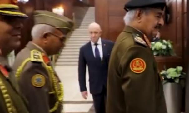 СМИ заметили Пригожина в составе делегации Шойгу на переговорах с Ливией