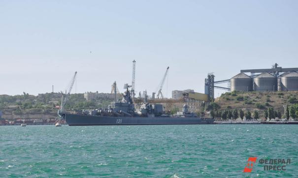 ВМС Украины: Россия открыла огонь по бронетанкеру «Бердянск»