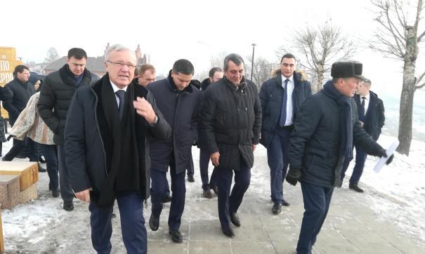 ВКрасноярск прибыл уполномоченный президента вСФО Сергей Меняйло