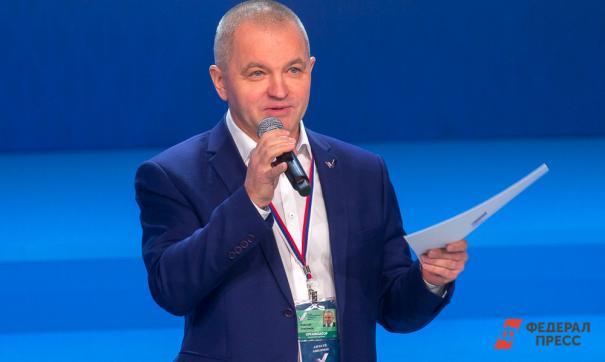 С ОНФ Алексей Анисимов связан с первых дней существования Народного фронта