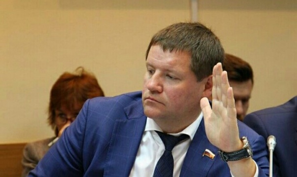 Депутат Государственной думы Сергей Бидонько стал свердловским вице-губернатором