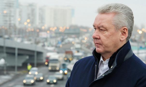 С 2011 года в Москве построено и реконструировано более 900 км дорог