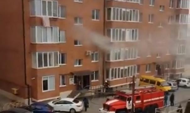 Хлопок газа произошел вжилом доме вСтавропольском крае