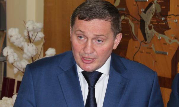 Губернатор Волгоградской области А.Бочаров