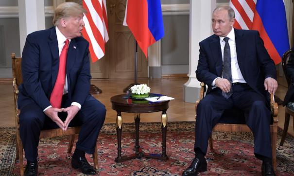 Сенаторы настаивают, что содержание бесед Трампа и Путина должно быть озвучено в Конгрессе