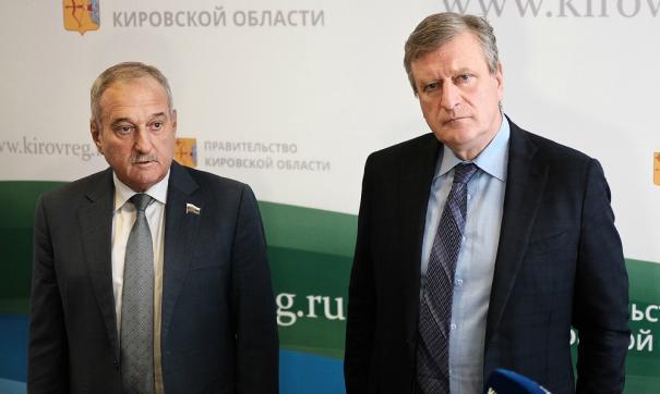 Игорь Васильев и Владимир Быков