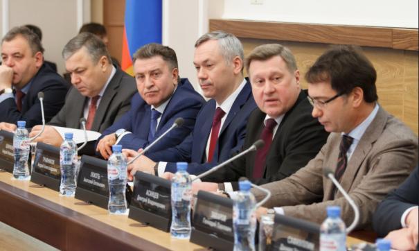 На аппаратном совещании новосибирской мэрии определены конкретные направления работы