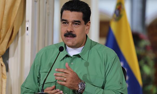 «Аморальные, преступные действия». Мадуро прокомментировал новые санкции США против Венесуэлы