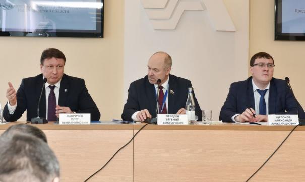 Выездное совещание нижегородского заксобрания прошло на АПЗ