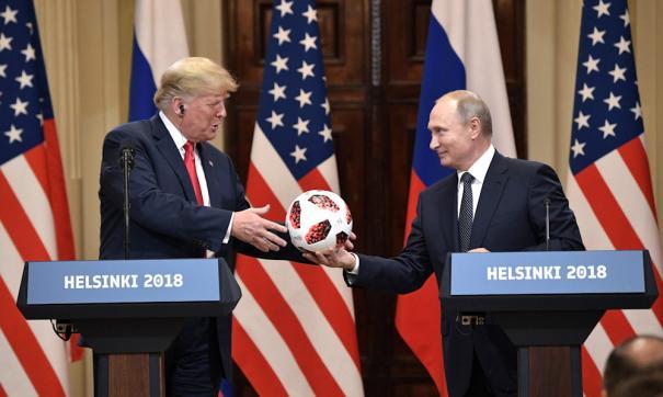 Трамп о переговорах с Путиным: это был отличный разговор