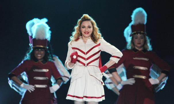 Мадонна благословит Израиль своим присутствием на «Евровидении»