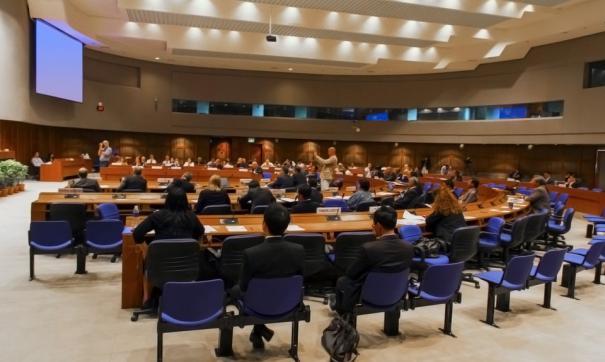 Решения заседания аннулированы из-за несоблюдения устава ОНФ