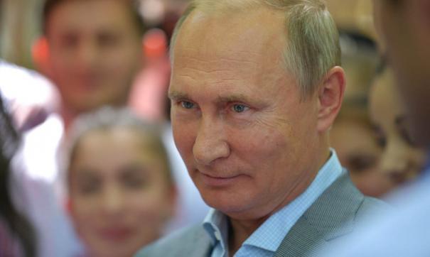 Путин готов гарантировать господдержку исследованиям мозга человека
