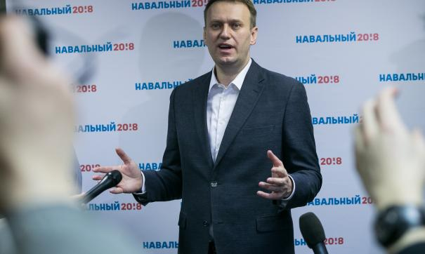 Навальный рассказал обобсуждении связанными сДерипаской людьми ареста Насти Рыбки