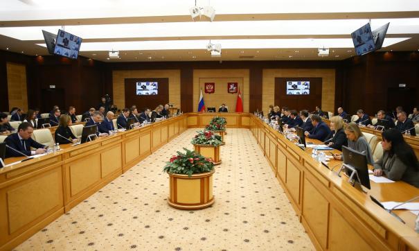 На заседании губернатор затронул важнейшие для региона вопросы