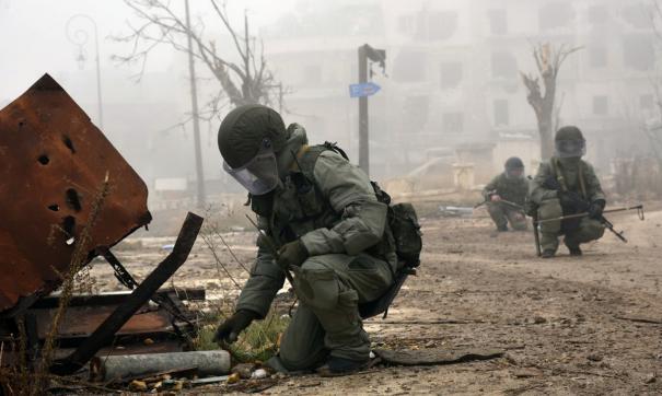 Военные погибли в результате теракта