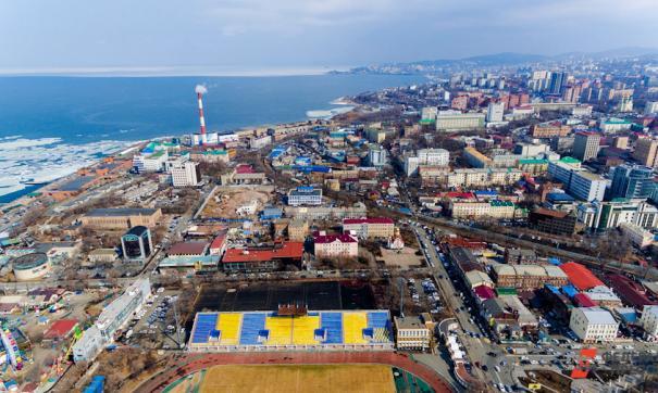 Владивосток погряз в пробках