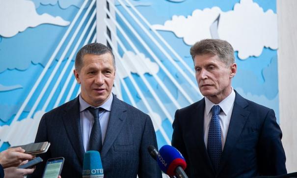 Полпред президента в ДФО пообещал Владивостоку нормальные дороги уже к сентябрю