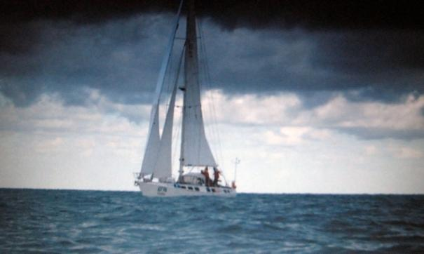 Яхту «Югра» члены экипажа строили пять лет