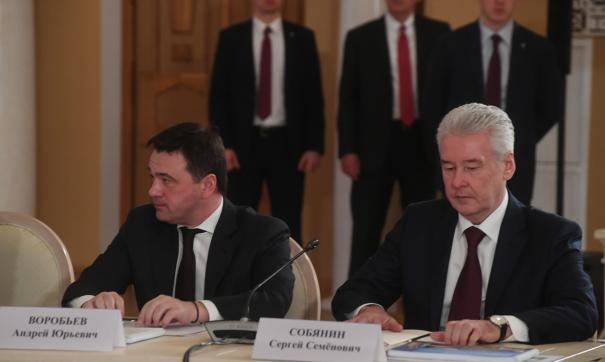 Губернатор считает, что сотрудничество с МГУ положительно сказывается на подмосковном образовании