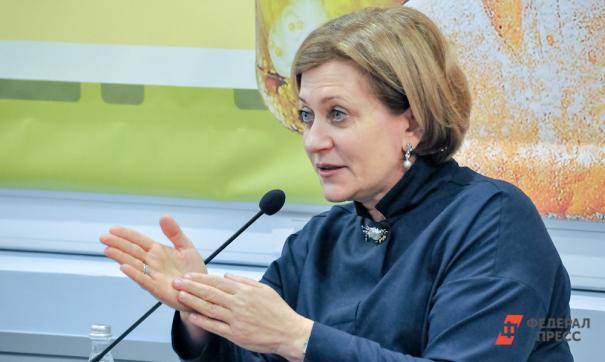 Анна Попова считает, что право родителей кормить ребенка так, как они считают нужным, неотъемлемо