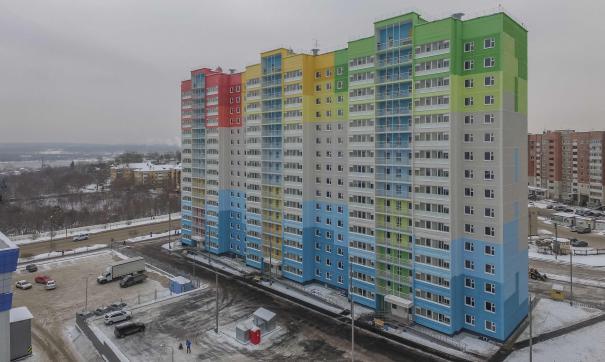 Рядом с жилым комплексом находится парк имени Чехова