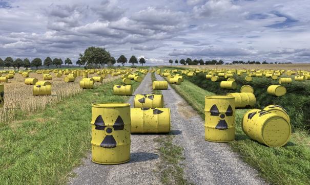 В центре не будут утилизировать радиоактивные отходы из Японии