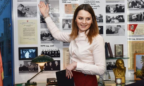 Юных лицеистов воодушевила биография первого директора завода