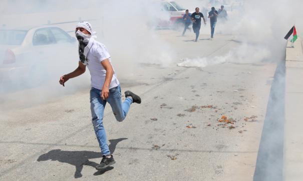 В помещении МИДа Израиля взорвалась газовая граната