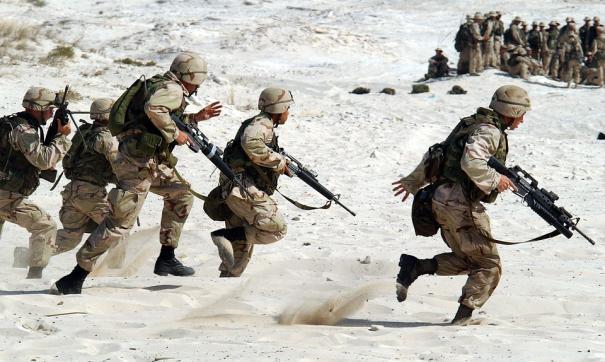 Американские военные получили боевые экзоскелеты