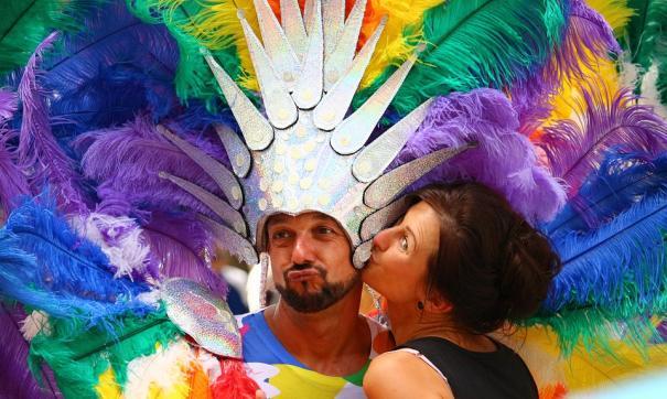 Активисты намерены провести гей-парады в пяти городах